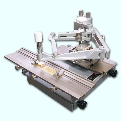 手動彫刻機