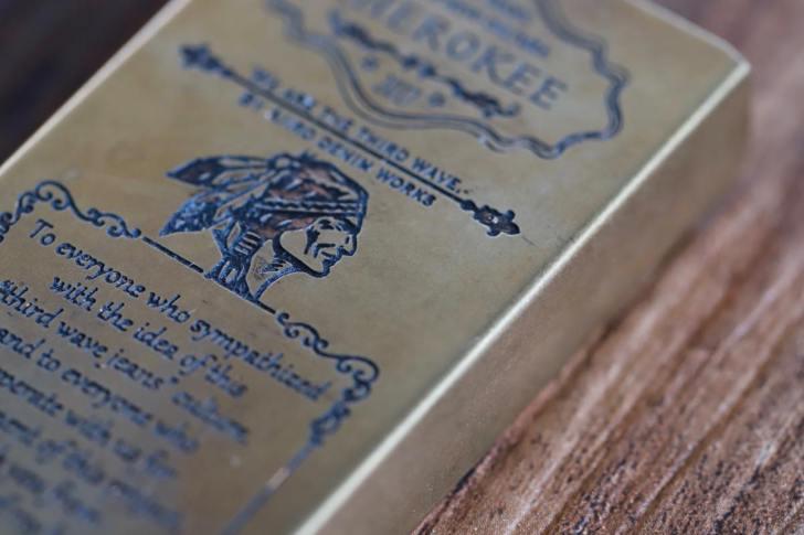 Vintage Mint Case Cherokeeの初回限定ノベルティ