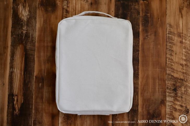 aiiro denim works heavy canvas bag