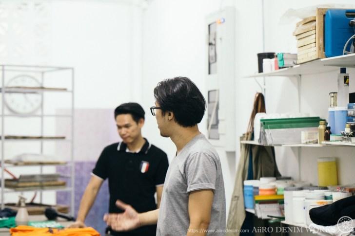 シルクスクリーン印刷の技法とビジネスを学ぶ