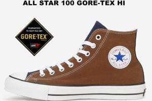 GORE TEX ALL STAR コンバース ゴアテックス