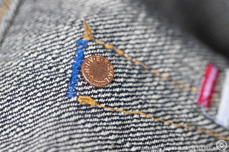 tanuki jeans タヌキジーンズ [ZT2]