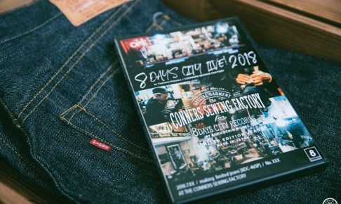 8days city project - csf - limited jeans 8DC-46SP35