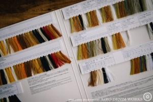 烏城物産の綿糸・コアスパン糸