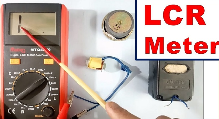 How does LCR Meter Work