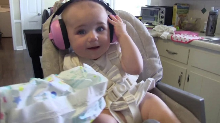 When Select Baby Ear Protection