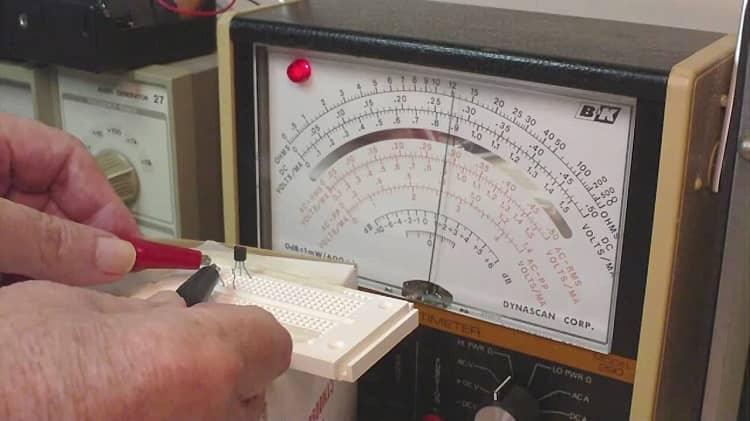 Transistor Tester How to Work