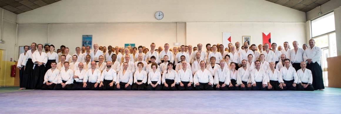 stage préparation au 3e et 4e d'aikido