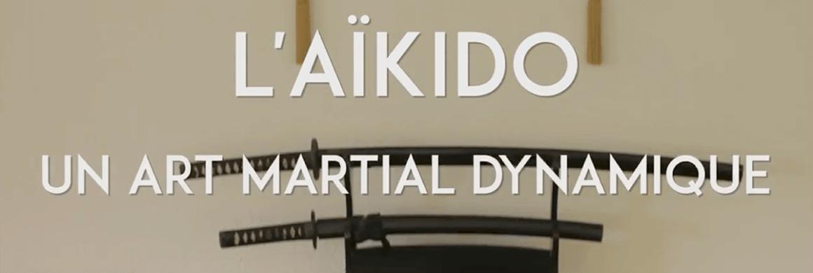 L'aikido un art martial dynamique