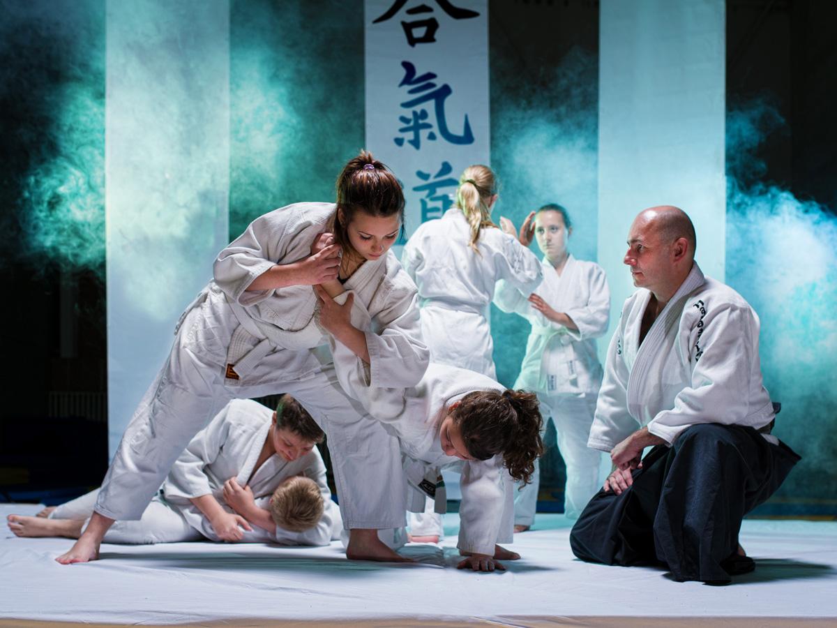 Aikido pro děti