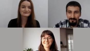 Selin Özdemir-TAD #2 video röportajı