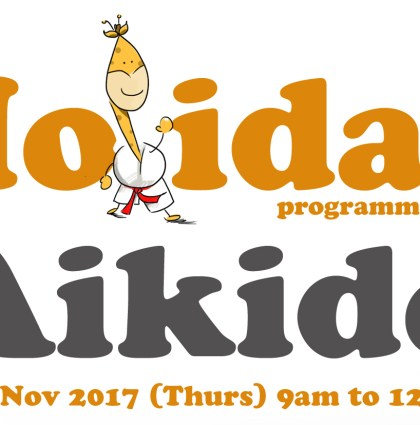 Holiday Aikido Introduction