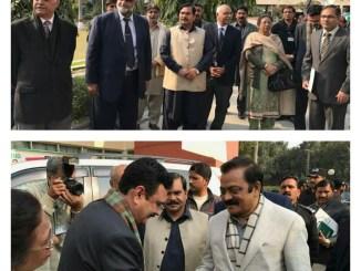 وزیر قانون پنجاب تصویر میں
