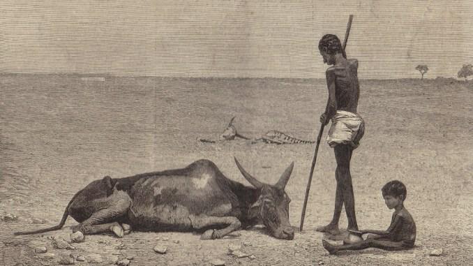 داستان ہندوستان پر برطانیہ کےاحسانات کی