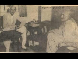 باچا خان بابا اور بانی پاکستان