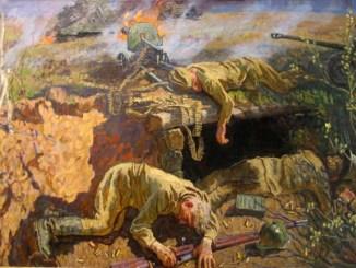 War poetry