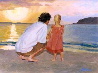 والد کا رویہ بیٹی کی پوری زندگی پر اثر انداز ہوتا ہے