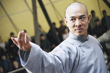 Jet Li - The Tai chi Master