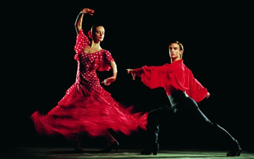 study spanish and flamenco