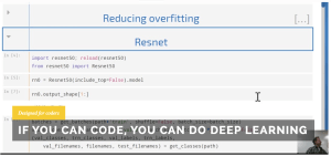 Practical Deep Learning For Coders
