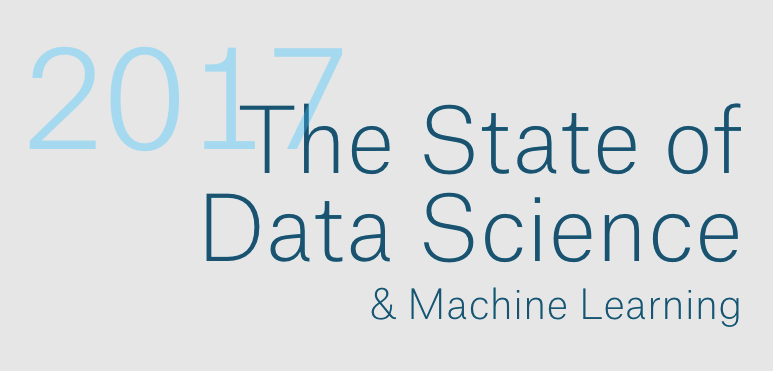 Kaggle - The State of Machine Learning 2017