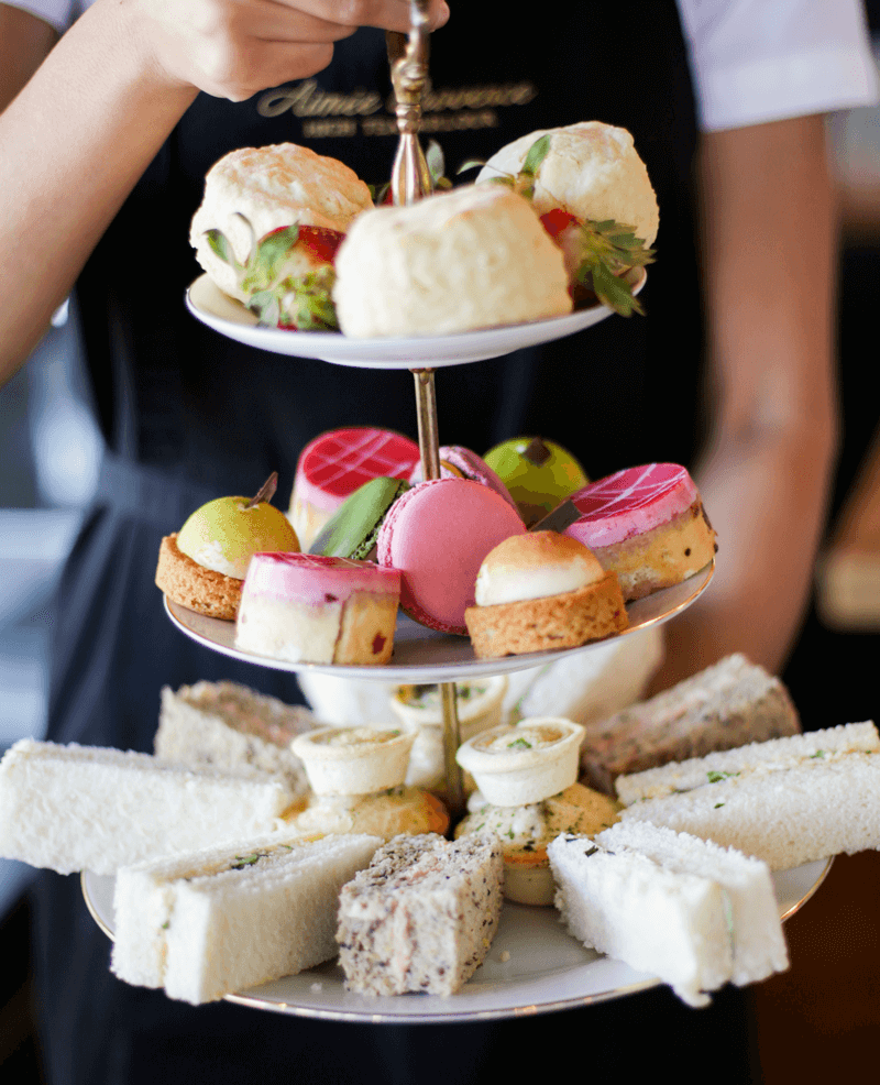 sunshine coasts high tea