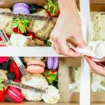 hamper food sweet treats box of food
