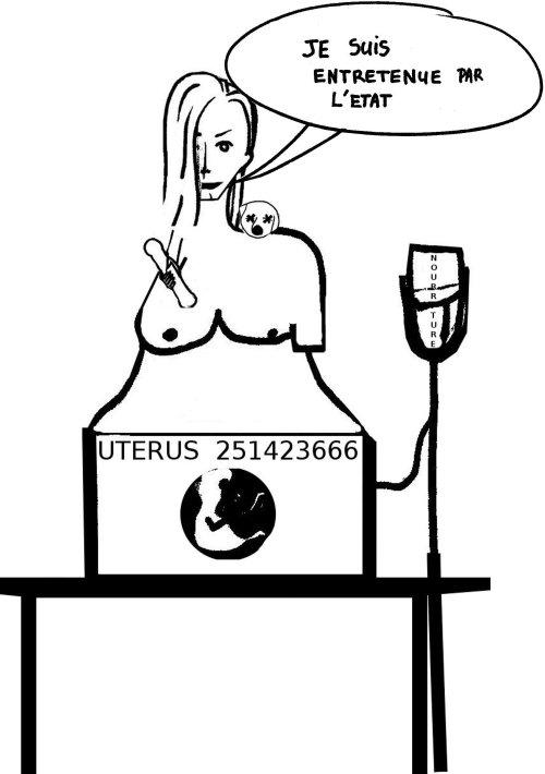 indépendance-utérus