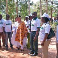 Campagne médico-chirurgicale d'AIMES Afrique à Lovisa Kopé