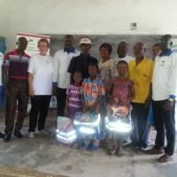 Lancement du projet « VILLAGES DE AIMES-AFRIQUE » dans la localité de KUMA APOTI.
