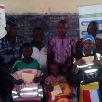 Timbou à 698 km de Lomé: Lancement officiel du projet «VILLAGES DE AIMES-AFRIQUE»