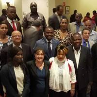 Opérationalisation des commissions de l'ECOSOCC-UA : Dr. Kodom (Aimes-Afrique) a pris part aux travaux à Nairobi