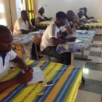 Formation des représentants des 10 villages de aimes-Afrique résidant a Lomé