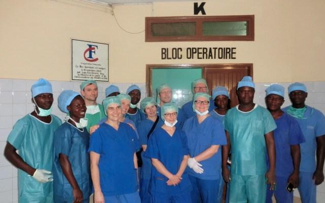Près de 6.000 patients soignés et 473 opérés gratuitement avec succès dans les préfectures de Haho et Moyen-Mono