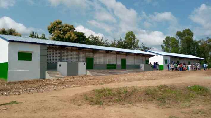 TOGO: Promotion de l'Education, AIMES AFRIQUE offre 2 batiments scolaires à la communauté de Yadé Sodè
