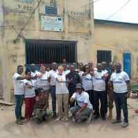Villes Santé Togo : AIMES AFRIQUE aux chevets des malades à la prison civile de Mango