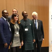 La santé au coeur des travaux du 6ème Forum Germano africain à Berlin, AIMES AFRIQUE y  participe activement