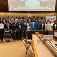 ONU-GENÈVE: CONFÉRENCE DE AIMES-AFRIQUE SUR LA PROBLÉMATIQUE DES SOINS DE SANTE EN ZONES RURALES EN AFRIQUE