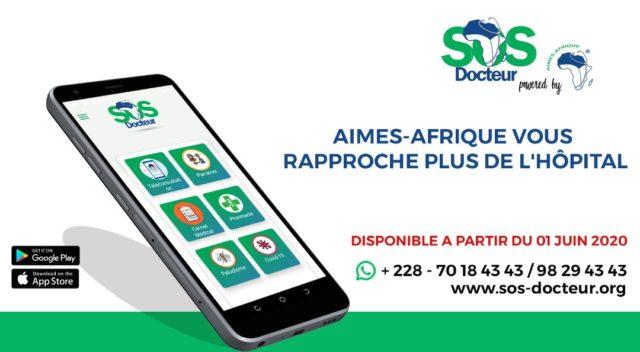 Covid-19/Télémédecine : L'ONG AIMES AFRIQUE innove avec « SOS DOCTEUR »
