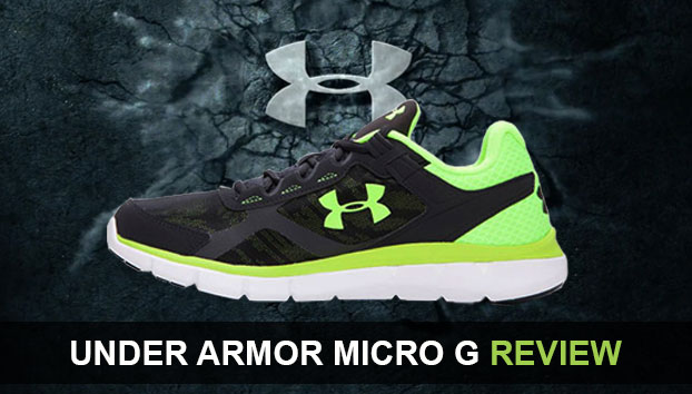 Under armor g review