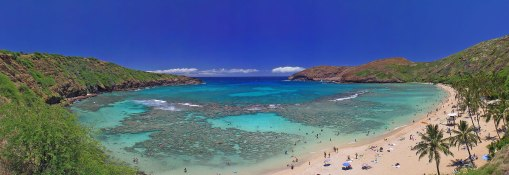Awesome Hanauma Bay photo!