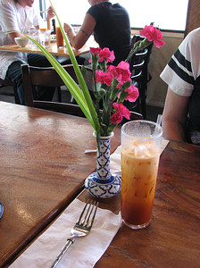 Hawaii Restaurant - Jasmine Iced Tea