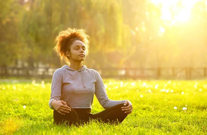 Vancouver, Canada: Stress Meditation