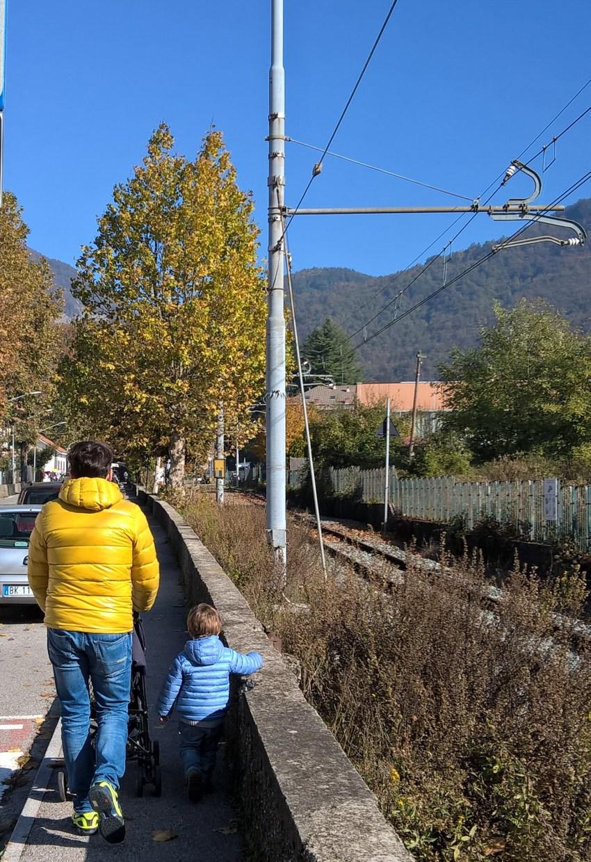 Girovagando con A (Im)Perfect Mom: buon compleanno a me sul trenino di Casella