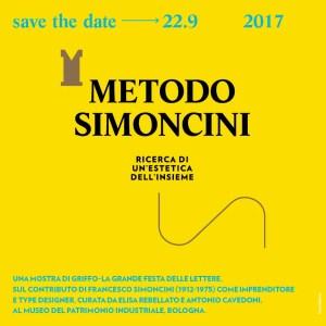 METODO SIMONCINI - BOLOGNA 22 SETEMBRE 2017 @ MUSEO INDUSTRIALE DI BOLOGNA | Bologna | Emilia-Romagna | Italia