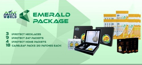 aimworld-emerald-package