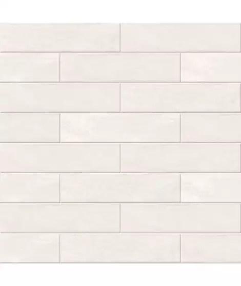 carrelage mural abk crossroad brick white 7 5x30