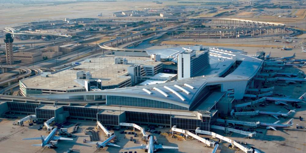 DallasFort Worth Airport Presses Its Global Hub Ambitions