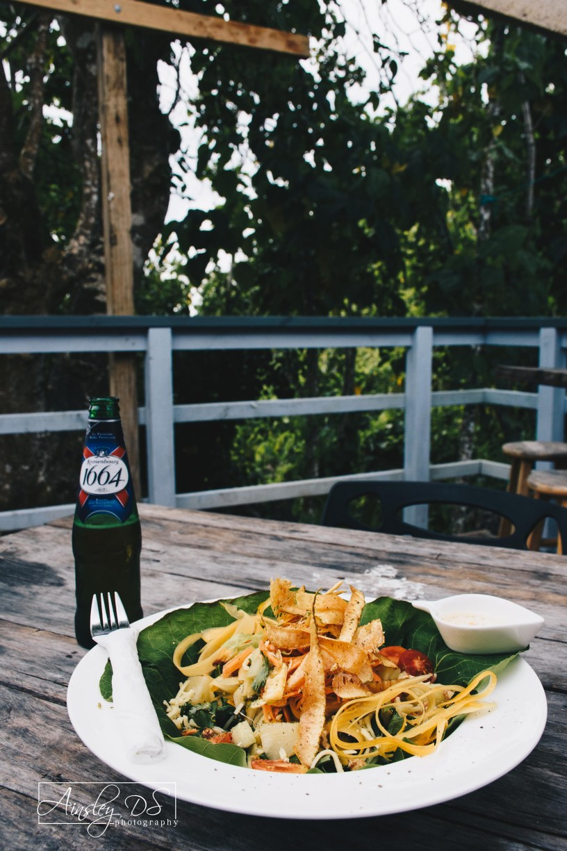 Your travel guide to Niue. Hio Cafe, Niue