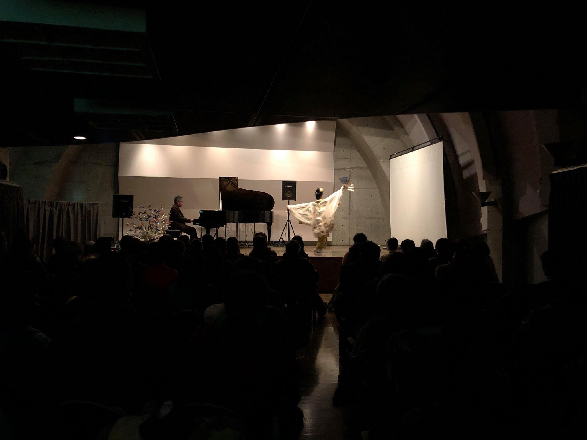 やまと師匠の舞とピアノ-3